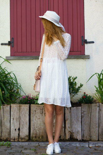 from brussels with love blogger dress shoes bag skirt hat