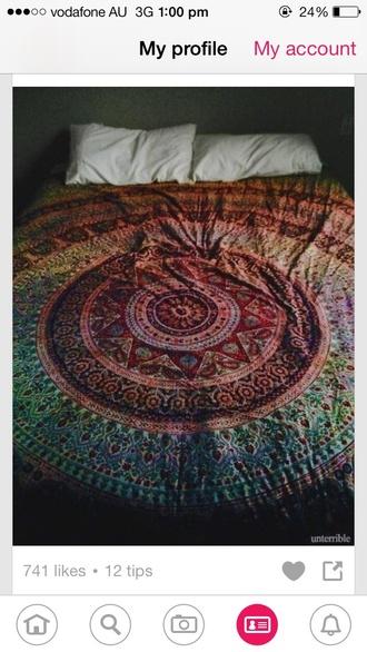 top bedding boho psc hippie