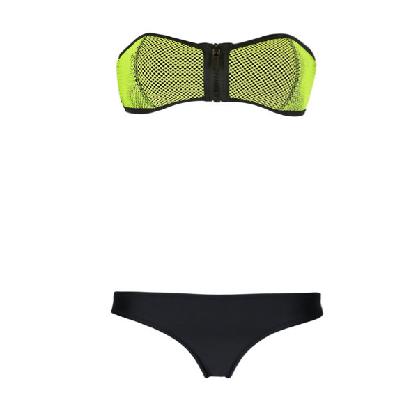 STRAPLESS BIKINI (6 colours) / back order – HolyPink