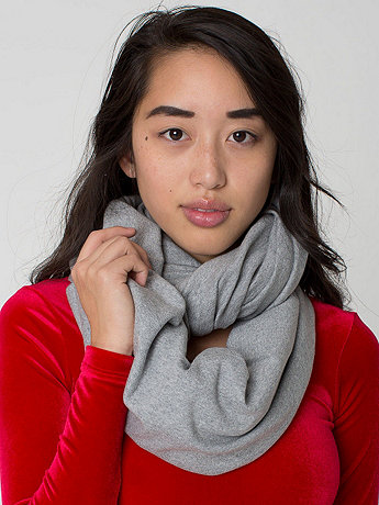 The Unisex Circle Scarf | American Apparel