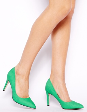 ASOS | ASOS SPRING BREAK Pointed Heels at ASOS