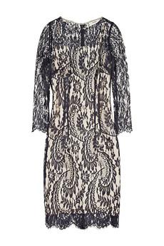 serpent lace dress