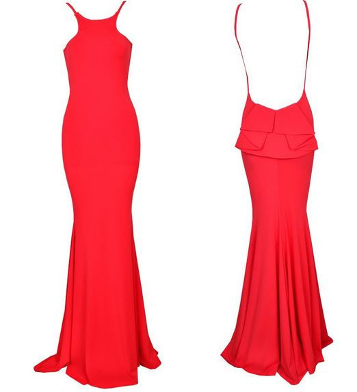 Veronica Maxi Gown