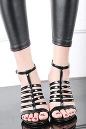 shoes,heels,stilettos,black stilettos,open toes