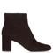 Babies block-heel suede ankle boots