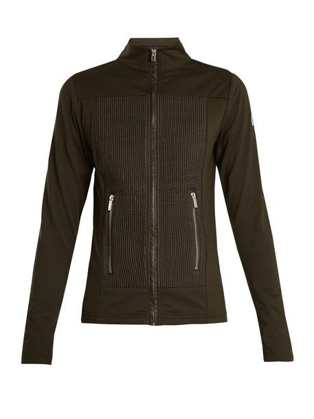 Fusalp jacket water green