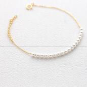 jewels,jewelry,sterling silver,bracelets,sterling silver bracelet,pearl,pearl bracelet