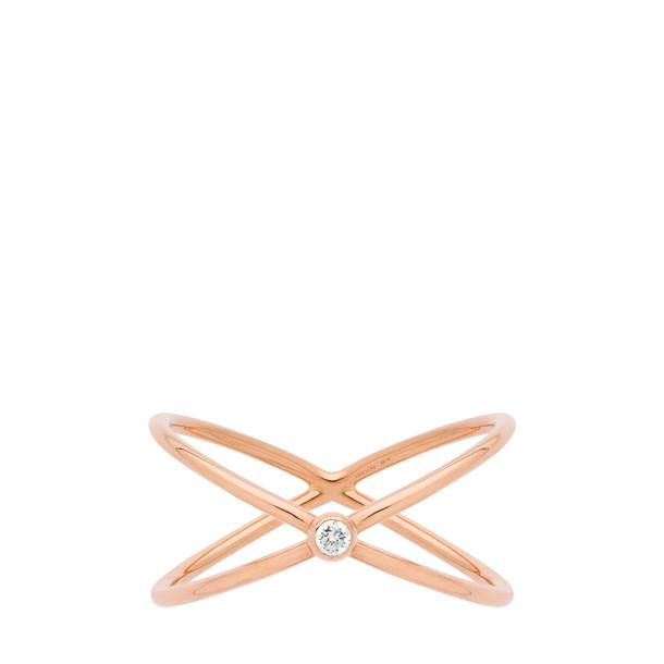 Vanrycke diamonds ring gold jewels