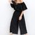 Elegant Off Shoulder Loose Jumpsuit