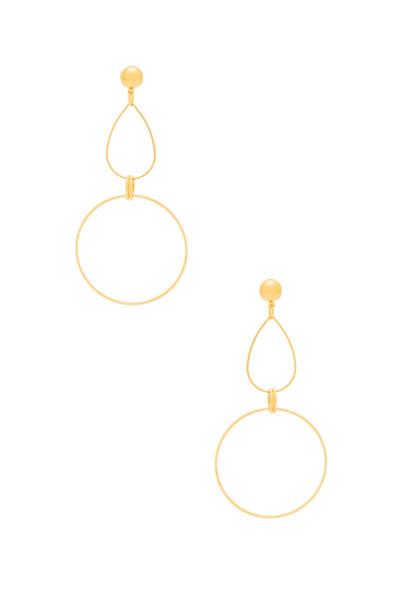 Laruicci metallic gold jewels