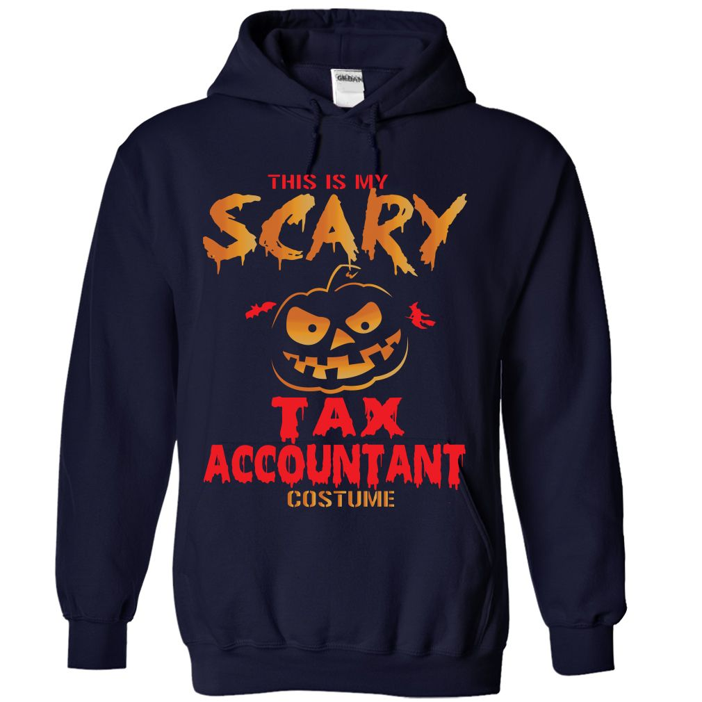 This Is My Scary Tax Accountant Costume T Shirt & Hoodie