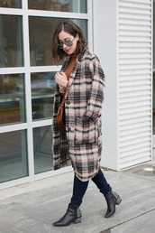 adventures in fashion,blogger,jeans,shoes,sunglasses,bag,jewels,winter outfits,wool coat,ankle boots,crossbody bag