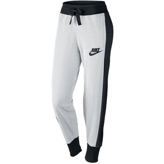 pants nike black grey grey sweatpants black pants joggers