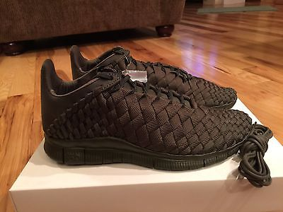 buy online 7546b 70633 Nike Lab Free Inneva Woven Tech SP Dark Loden 705797 330 Men