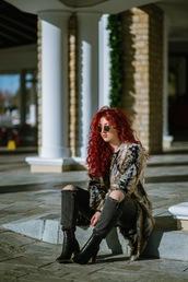 nothinglikefashion,blogger,coat,top,jeans,bag,shoes,faux fur coat,winter outfits