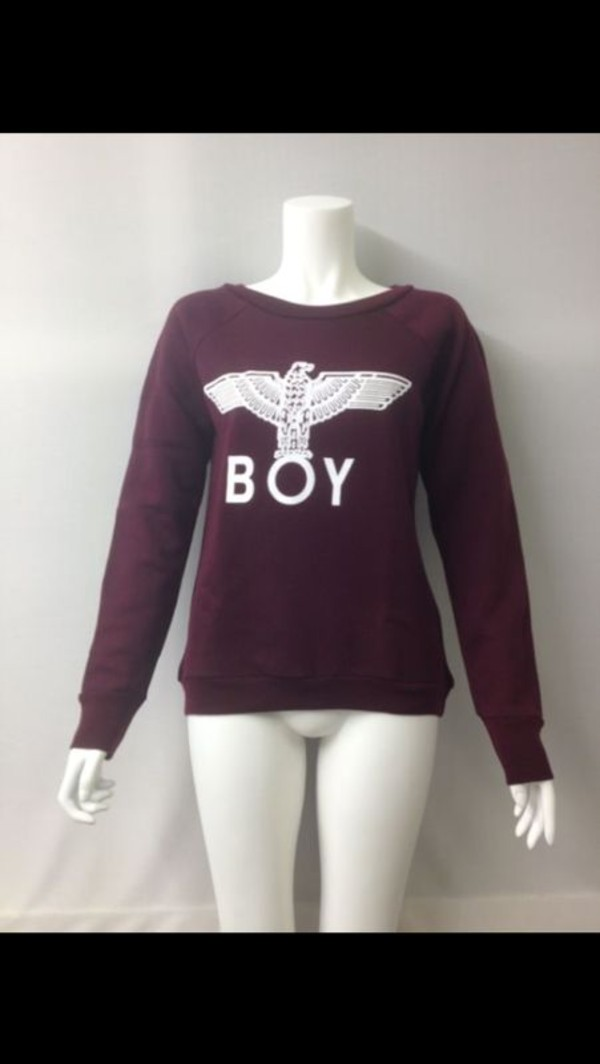 sweater boy london jumper