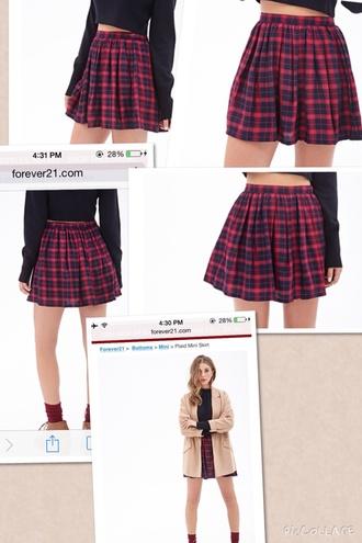 skater skirt plaid skirt plaid skater skirt printed skirt mini skirt