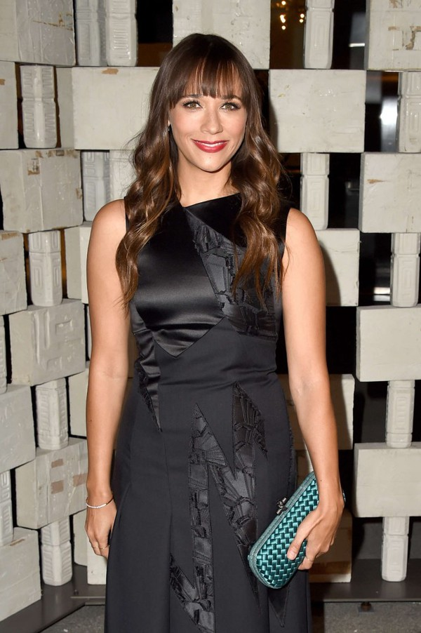 bag clutch rashida jones