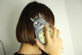 phone cover hayao miyazaki totoro cover iphone 4 case