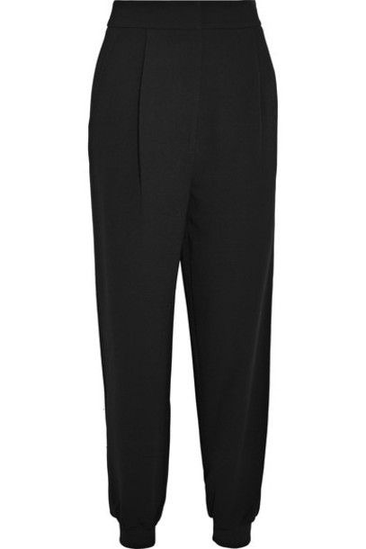 Tibi pants black