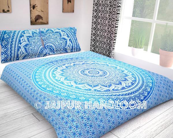 Isia Mandala Duvet Cover
