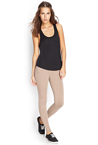 Favorite Ankle Leggings | FOREVER21 - 2086807986