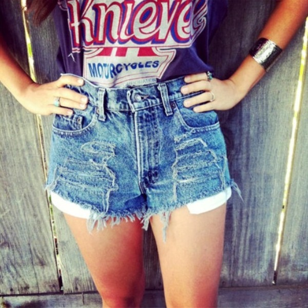 t-shirt knievel top tumblr girly love shirt clothes shorts