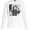 Patti smith-print cotton sweatshirt | raf simons | matchesfashion.com us