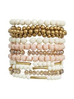 Shop gold and silver bracelets
