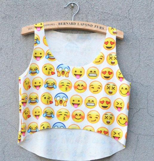Emoji shirt