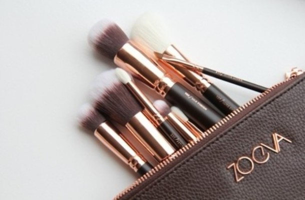 jewels makeup brushes