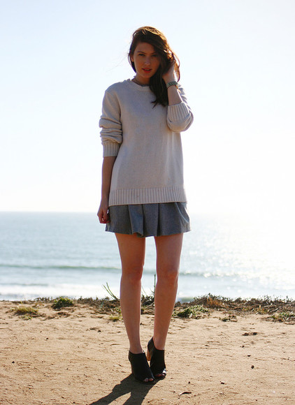 these days sweater shoes dress