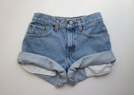 ALL SIZES Vintage HERCULES High Waisted Denim by MintThreads