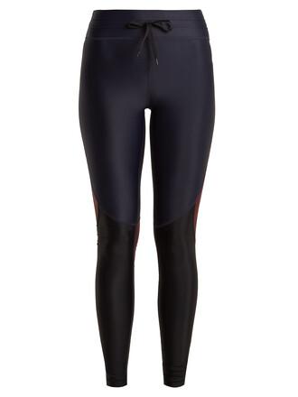 leggings navy pants