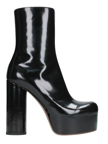 Vetements ankle boots black shoes