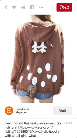jacket deer