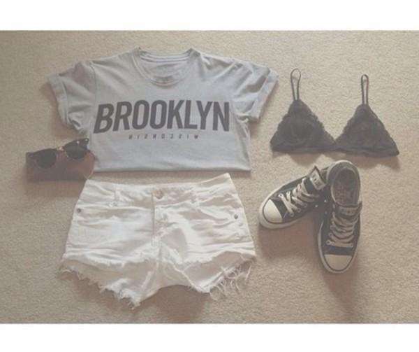 t-shirt underwear