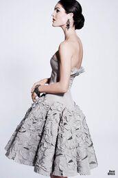 dress,zac posen,prom dress,formal dress