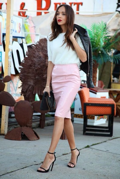 skirt pink pastel girly shoes