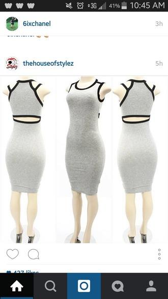 dress black dress grey dress
