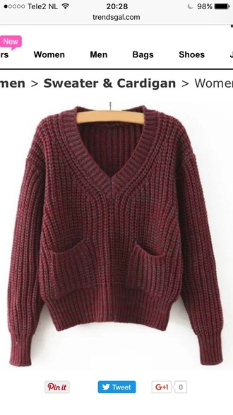 sweater knitwear fashion style casual fall outfits winter sweater fall sweater winter outfits trendsgal.com