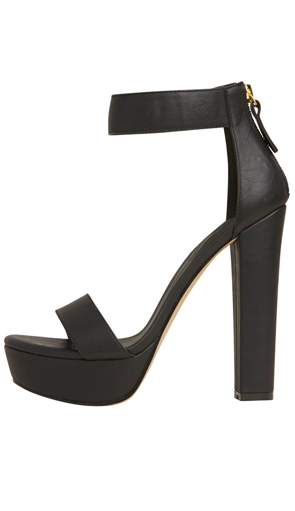 (buy early) spirit heels in black