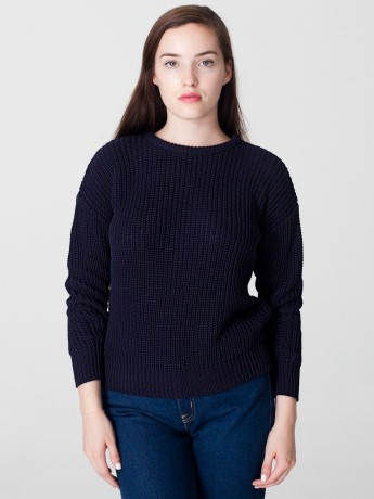 Unisex Fisherman's Pullover | New Colors | New & Now's Women | American Apparel