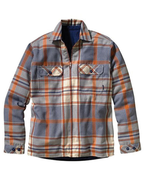jacket flannel jacket with hood for men flannel clothing mosman flannel clothing brand