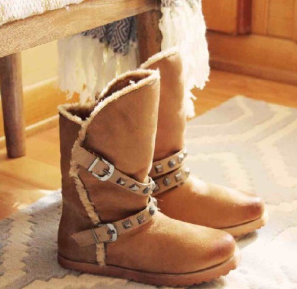 boots comfy lined