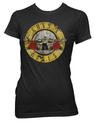 t-shirt guns and roses