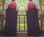 skirt,maxi skirt,black,black maxi skirt,belt,leopard print,chiffon,curvy