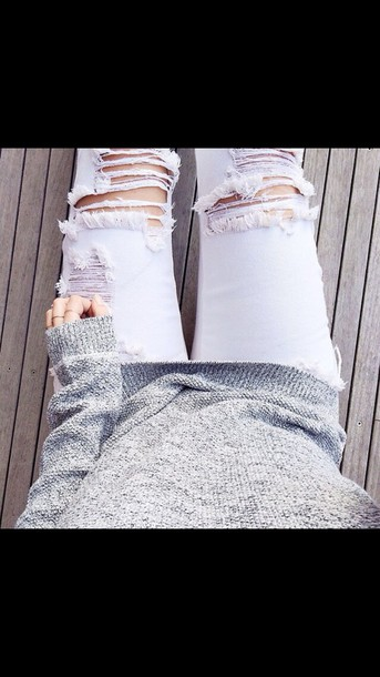 pants shirt sweater