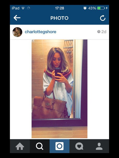 blouse charlotte gshore
