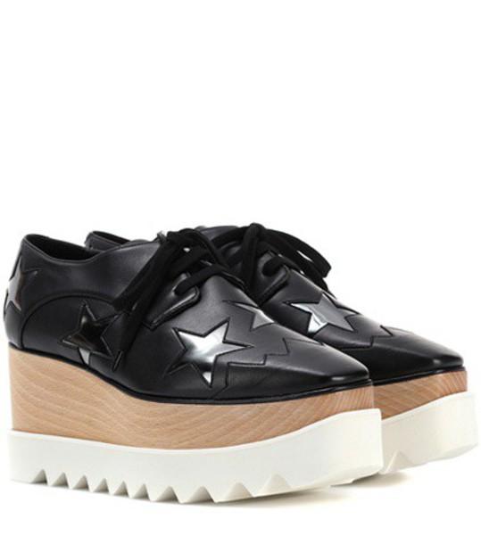 Stella McCartney shoes black